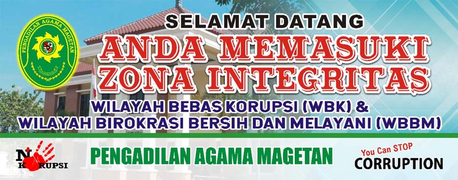 Pembangunan Zona Integritas PA Magetan